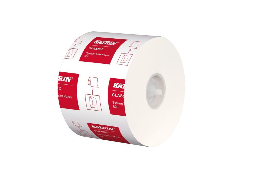 Katrin toiletpapier Classic System Toilet 800