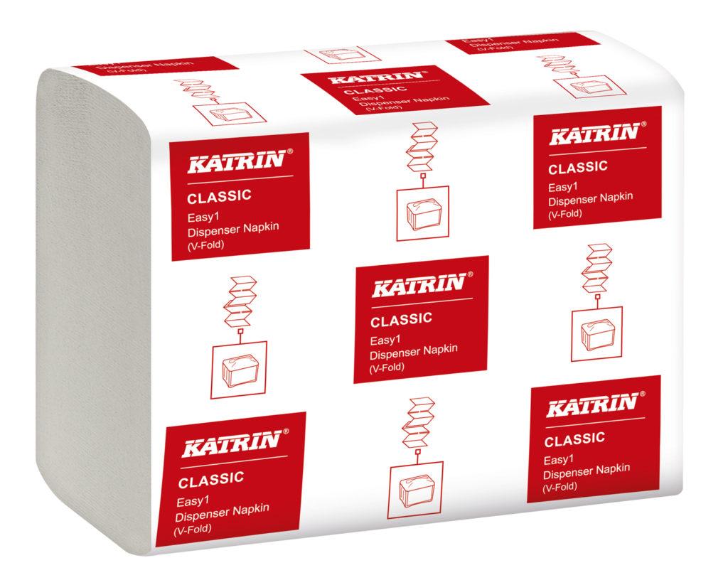 Katrin Dispenserservetten Classic Easy 1 (280)